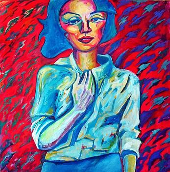 Angie by Raquel Sarangello
