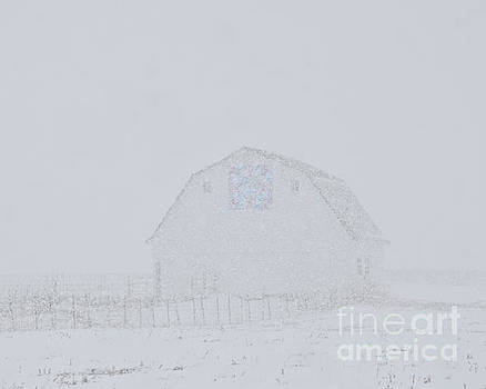 Almost White Out by Kathy M Krause