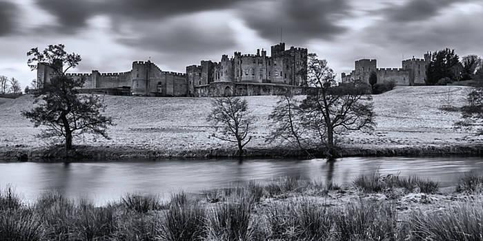 David Pringle - Alnwick Castle in Winter