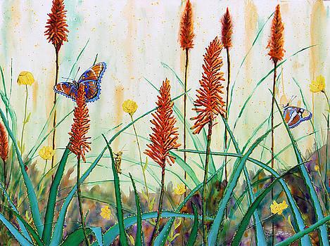 Aloe Calmness by Patricia Pasbrig