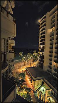 Aloha Oahu by Linda Tiepelman
