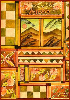 Aloha Tapa by Leslie Marcus