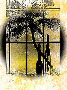 Aloha,from the island by Athala Carole Bruckner