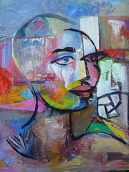 Alone in the city by Emin Guliyev