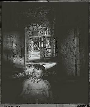 Alone in the Dark by Cindy Nunn