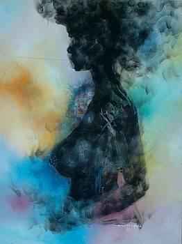 Alone  by Mayanja Richard weazher