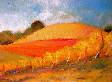 Along Dealy Lane by Diane Woods