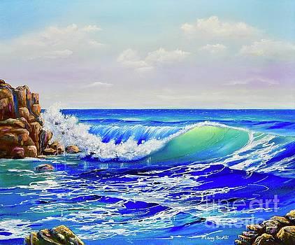 Along the Coast by Mary Scott