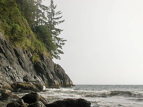 Along the Coast by Trance Blackman