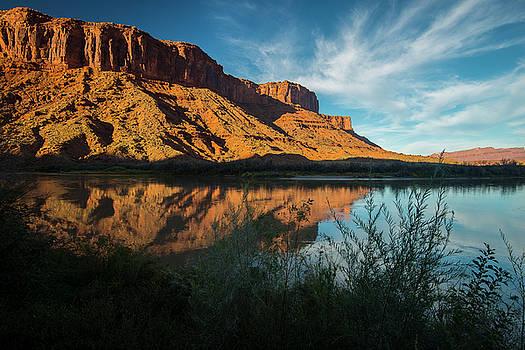 Along the Colorado by Gary Lengyel