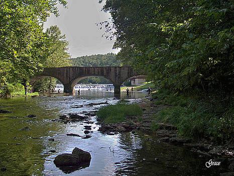 Along the Creek by Julie Grace