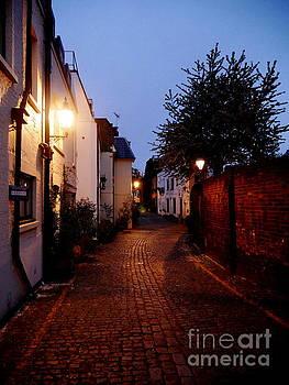 Lexa Harpell - Cobbled Street of London