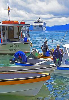 Dennis Cox - Alotau Harbour