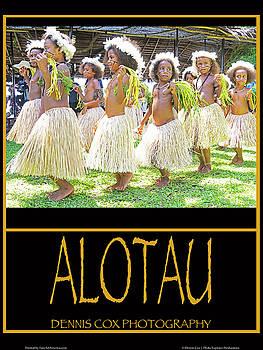 Dennis Cox Photo Explorer - Alotau Travel Poster