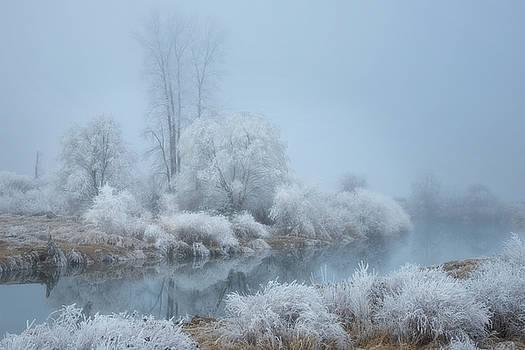 Alouette River     by Adam Gibbs