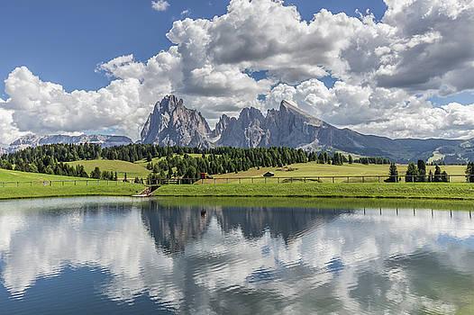 Alpe di Siusi - Sudtirol / Italy by Massimo Mazza