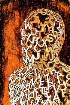 Dennis Cox - Alphabet Man Series #3