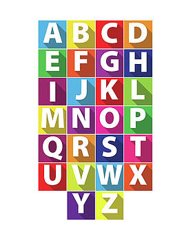 Alphabet by Samuel Whitton
