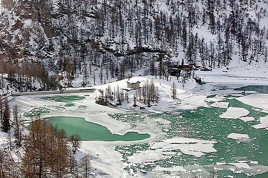 Art Block Collections - Alpine Lake