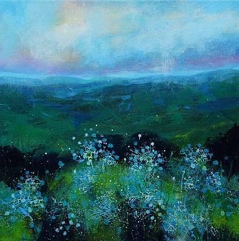 Alport Sunset by Ruth Gray