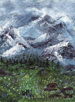 Donna Blackhall - Alps