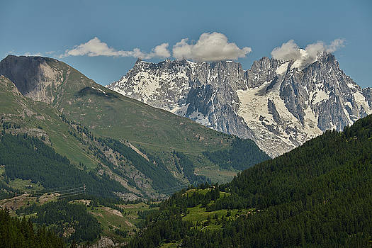 Jon Glaser - Alps in the Distance