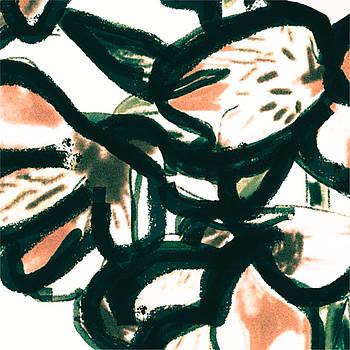 Alstroemeria  by Jennifer Reyna