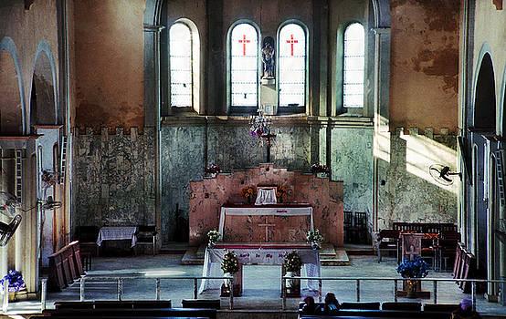 Muyiwa OSIFUYE - Altar St. Joseph Asaba