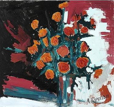Altay flowers.Ogonki. by Tsurikov Iliya