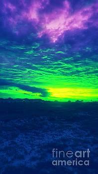 Rachel Hannah - Alternate Sunset