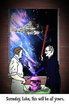 Alternate Universe Episode VI by John Haldane