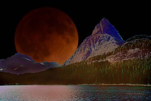Mick Anderson - Alternate Universe Glacier Park