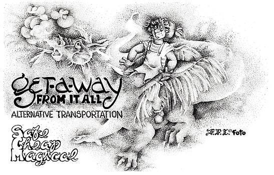 Alternative Transportation by Dawn Sperry