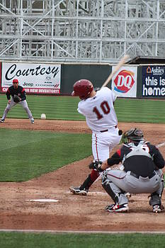 Altoona Curve Erich Weiss by Valerie Chamberlin