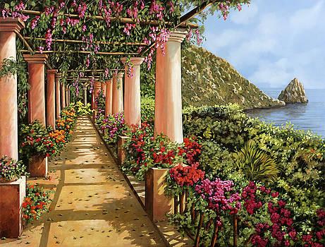 Altre Colonne Sul Golfo by Guido Borelli