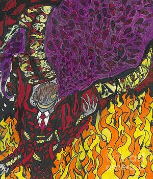 Alucard Inferno by Artists With Autism Inc