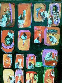 Alveare dei polli pop by Beatrice Feo Filangeri