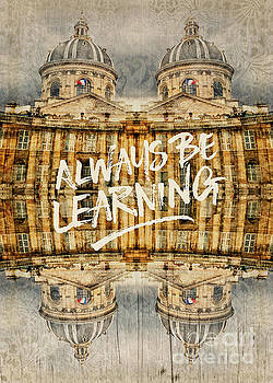 Beverly Claire Kaiya - Always Be Learning Institut de France Paris Architecture