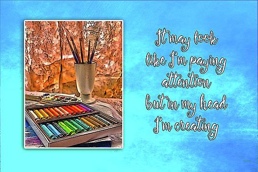 Always Creating by Randi Grace Nilsberg