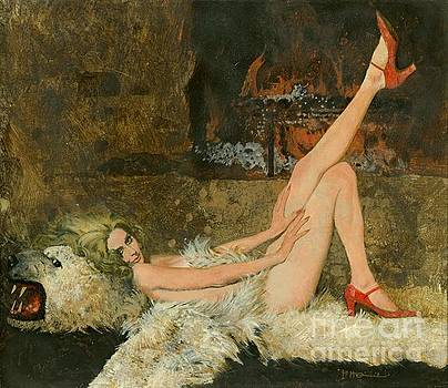 Always Leave 'Em Dying by Robert McGinnis