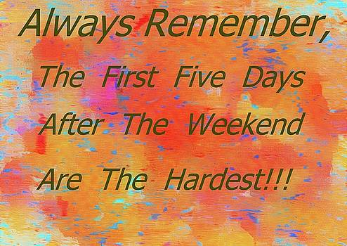 Always Remember by Sherman Perry