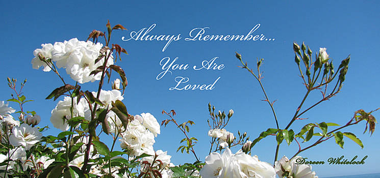 Always Remember You Are Loved by Doreen Whitelock