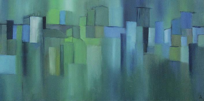 Am Kai by Ingrid Knaus