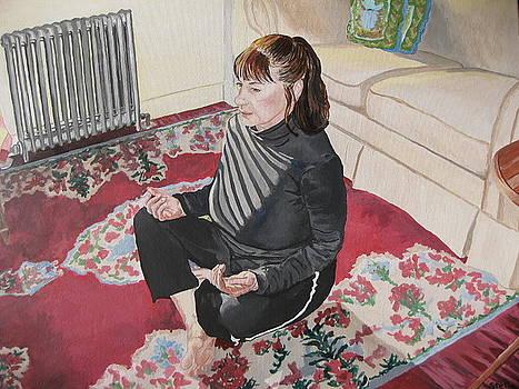Stella Sherman - AM Yoga