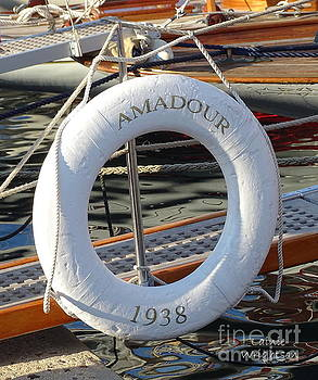 Amadour 1938 by Lainie Wrightson
