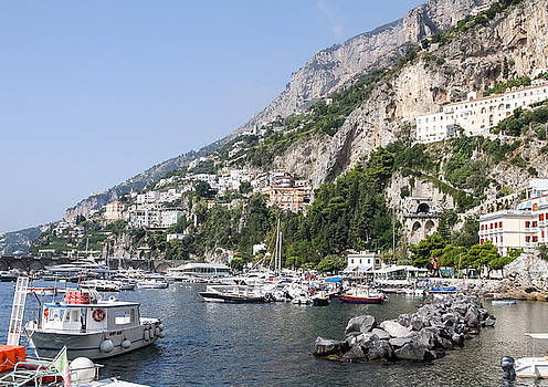 Allan Levin - Amalfi Coast Italy