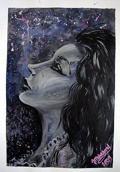 Amaya looks to the stars by Jenni Walford