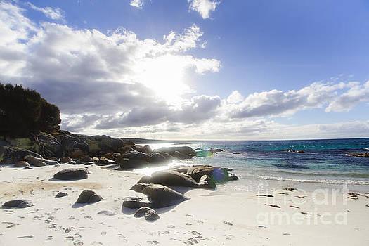 Amazing coastal rock shore by Jorgo Photography - Wall Art Gallery