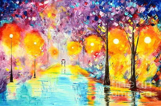 Amazing nights by Mariana Stauffer