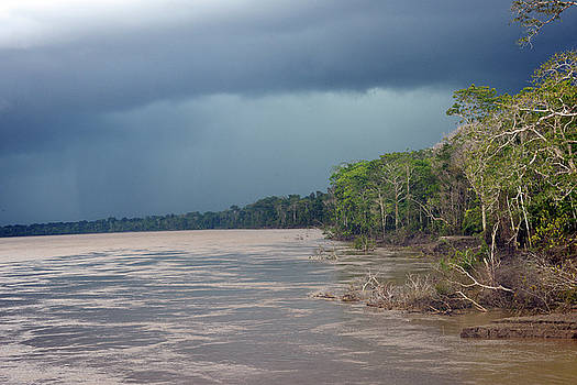 Harvey Barrison - Amazonian Storm Study Number One